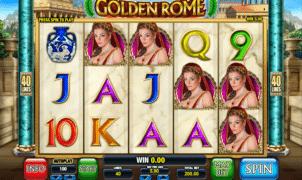Jocuri Pacanele Golden Rome Online Gratis