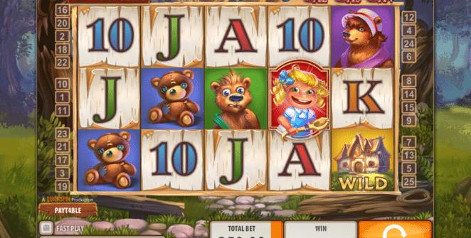 Jocul de cazino online Goldilocks gratuit