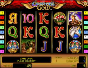 Gryphons Gold gratis joc ca la aparate online
