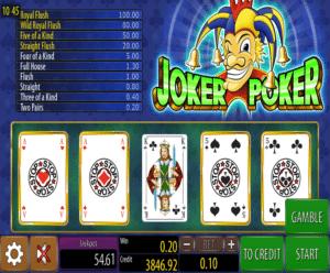 Jocuri cu poker ca la aparate online