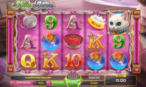 Jocul de cazino online Kitty Twins gratuit