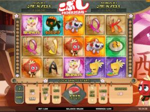 Jocul de cazino online Kobushi gratuit