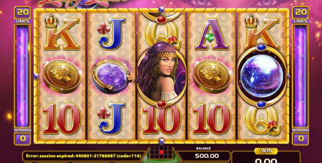 Joaca gratis pacanele Lady Luck online