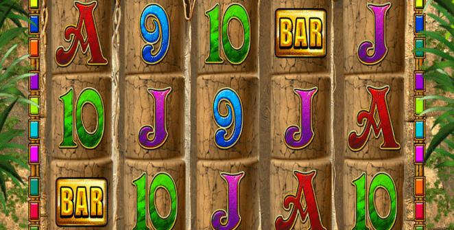 Joaca gratis pacanele Lost Treasure online