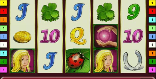 Joaca gratis pacanele Lucky Ladys Charm Deluxe online