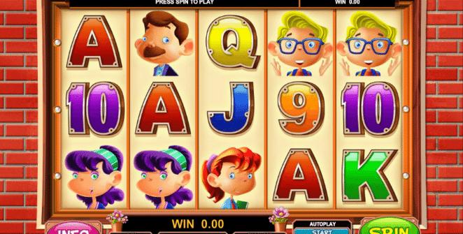 Jocul de cazino online Magic Building gratuit