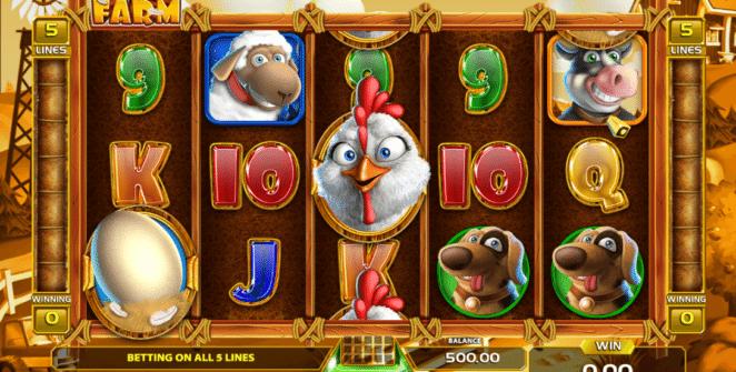 Jocul de cazino online Money Farm gratuit