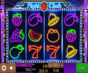 Jocuri Pacanele Night Club 81 Online Gratis