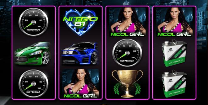 Jocuri Pacanele Nitro 81 Online Gratis