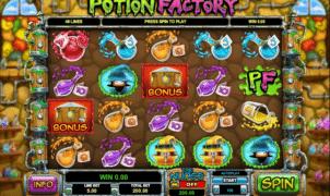 Jocuri Pacanele Potion Factory Leander Online Gratis