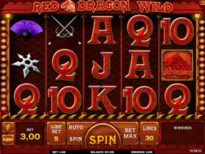 Jocul de cazino online Red Dragon Wild gratuit