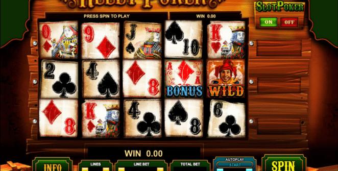 Joaca gratis pacanele Reely Poker online