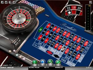 Joaca gratis pacanele Roulette Silver iSoft online