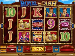 Joaca gratis pacanele Royal Cash online