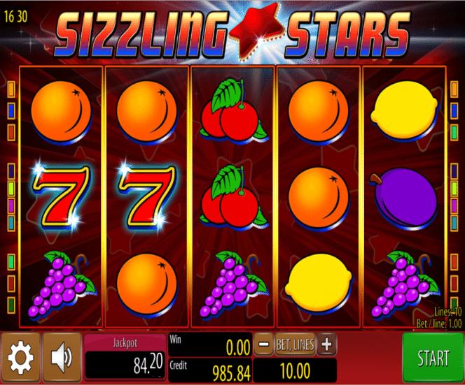 Jocuri Sizzling Hot 4