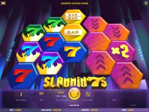 Joaca gratis pacanele Slammin´7s online