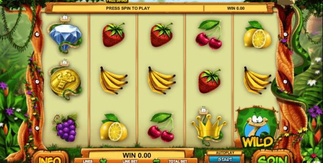 Joaca gratis pacanele Snake Slot online