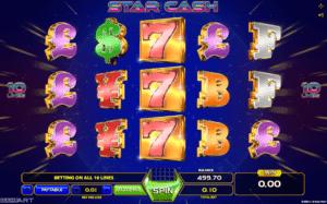 Star Cash gratis joc ca la aparate online