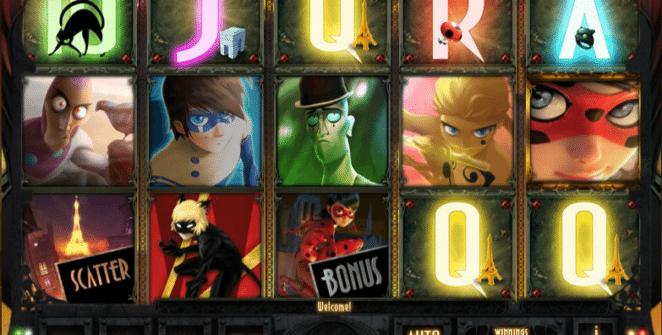 Joaca gratis pacanele Super Lady Luck online