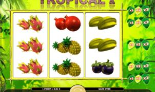 Joaca gratis pacanele Tropical 7 online
