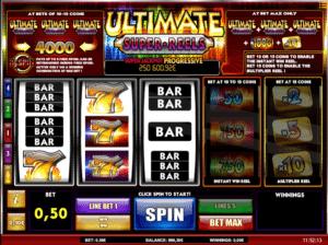Jocuri Pacanele Ultimate Super Reels Online Gratis