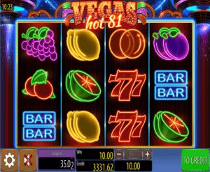Jocuri Pacanele Vegas Hot 81 Online Gratis