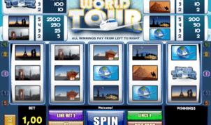 Joaca gratis pacanele World Tour online