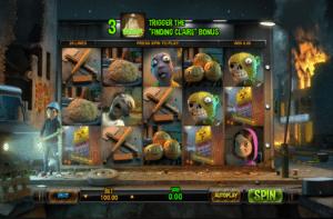 Jocul de cazino online Zombie Rush gratuit