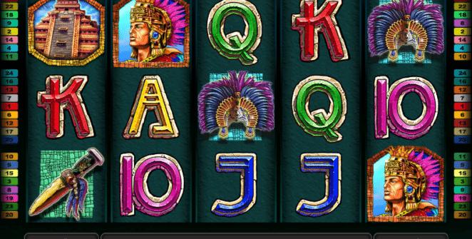 Aztec Powergratis joc ca la aparate online