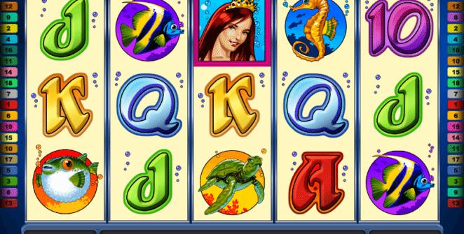 Jocul de cazino online Mermaids Pearl gratuit