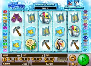 Jocuri Pacanele Arctic Wonders Online Gratis