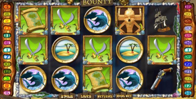 Jocuri Pacanele Blackbeard´s Bounty Online Gratis