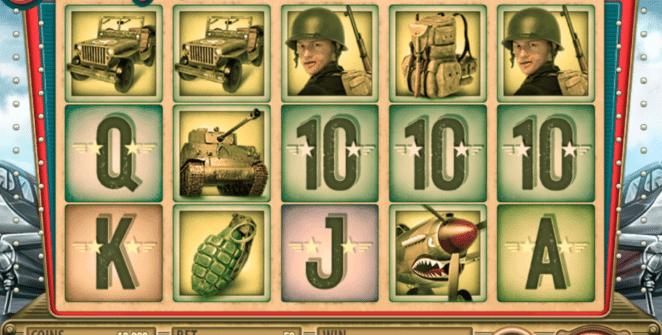 Jocul de cazino online Bombs Away gratuit