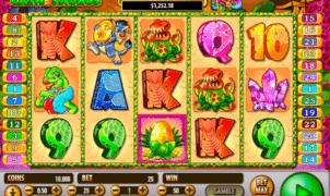 Jocul de cazino online Cashosaurus gratuit
