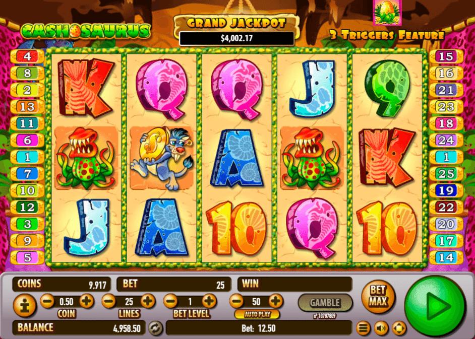 Real casino slots gratis