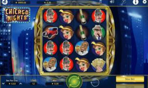 Jocul de cazino online Chicago Nights gratuit