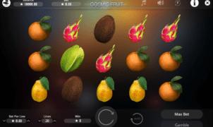 Jocul de cazino online Cosmic Fruit gratuit