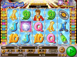 Jocul de cazino online Disco Funk gratuit