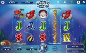 Jocuri Pacanele Dolphin´s Luck Online Gratis