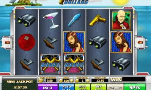 Joaca gratis pacanele Double-O Dollars online