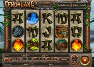 Jocuri Pacanele Fenghuang Online Gratis