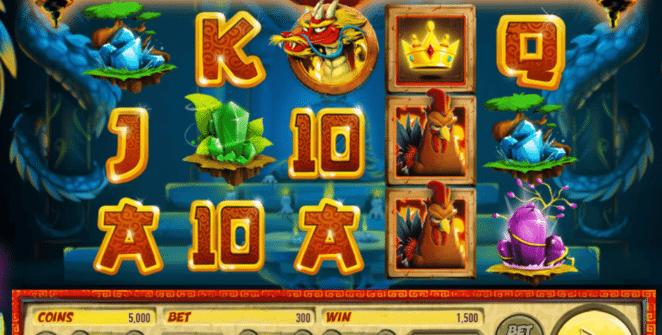 Jocul de cazino online Fire Rooster gratuit