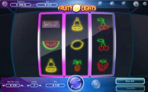 Jocuri Pacanele Fruity Lights Online Gratis