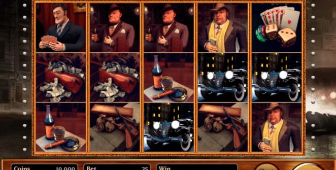 Joaca gratis pacanele Gangsters online