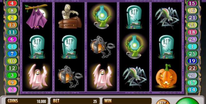Jocul de cazino online Haunted House Habanero gratuit