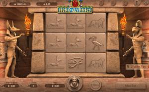 Hero Glyphics gratis joc ca la aparate online