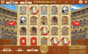 Jocuri Pacanele Heroes and Beasts Online Gratis