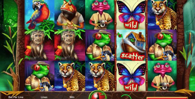 Jungle Jumpers gratis joc ca la aparate online