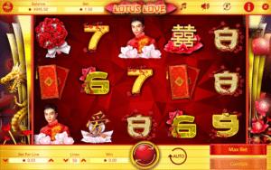 Joaca gratis pacanele Lotus Love online