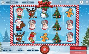 Jocul de cazino online Merry Spinning gratuit